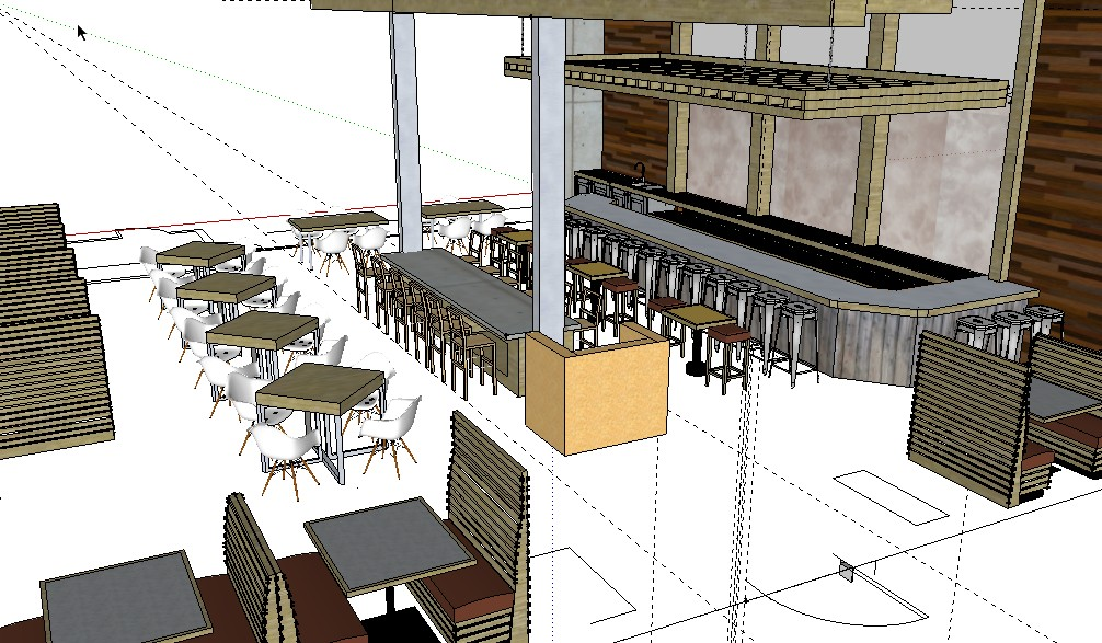 Restaurant design layout d imgkid the image